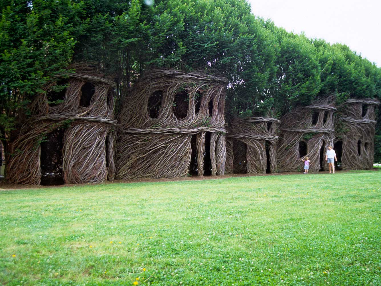 Just Around the Corner, Patrick Dougherty